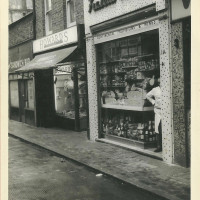 Berwick Street Store,1960s