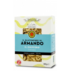 Armando Il Chiffero Gluten Free pasta 400g
