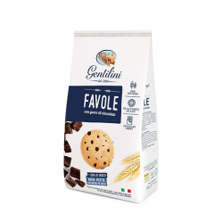 Biscotti Favole With Chocolate Drops 330g
