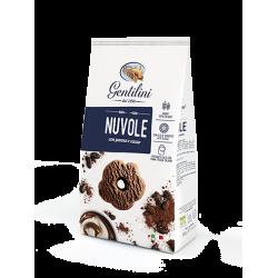 Biscotti Nuvole With Cream and Cocoa 330g
