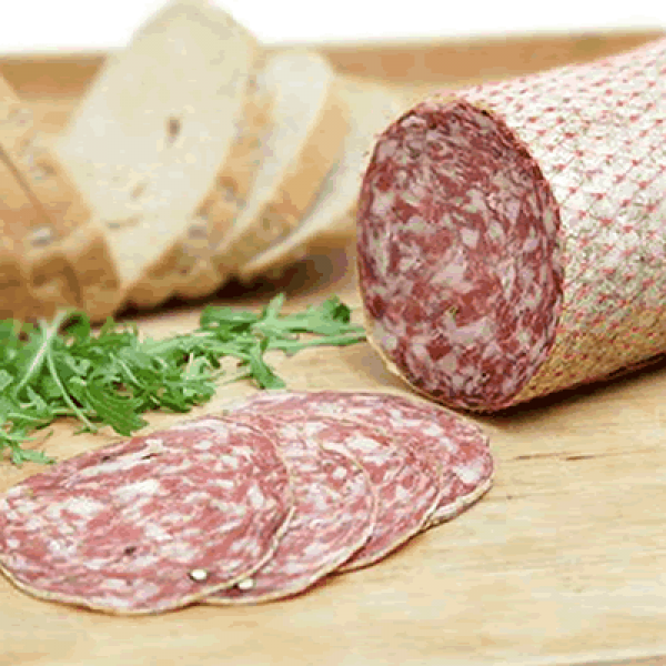 Finocchiona Fennel Salami In 1/2 Size Cuts 1.2kgs