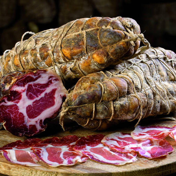 Coppa Di Parma sliced 150g