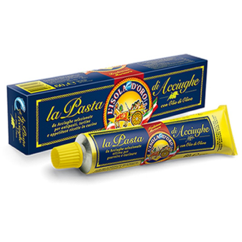 Buy Anchovy Paste In Tube Online