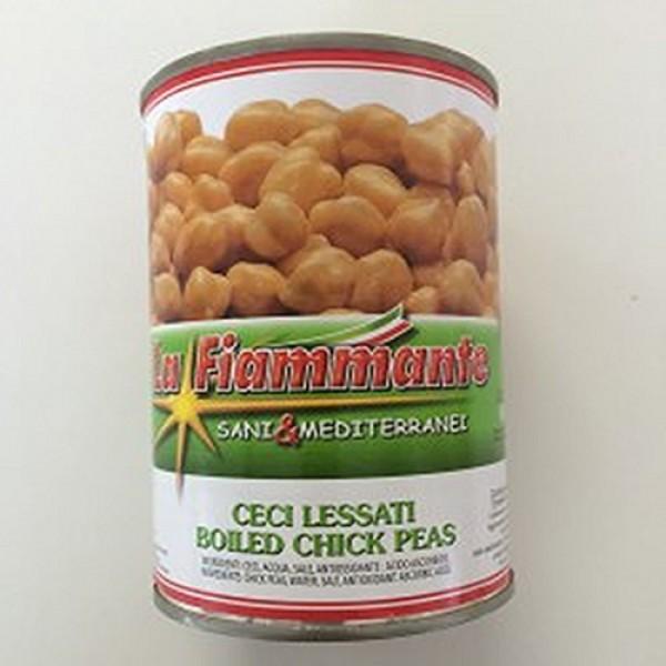 Italian Chickpeas 240g tin