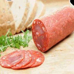 Chorizo Piccante sliced 100g
