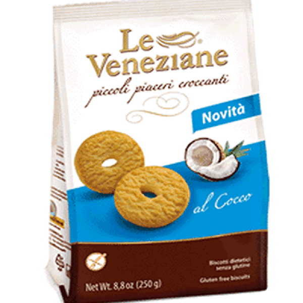 Gluten Free Biscuits Coconut 250g Buy One Get One Free