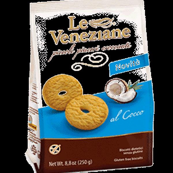 Gluten Free Biscuits Coconut 250g