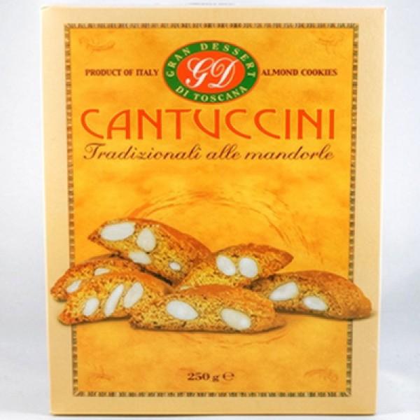 Cantuccini Italian Biscotti Biscuits Gran Dessert Di Toscana 250g