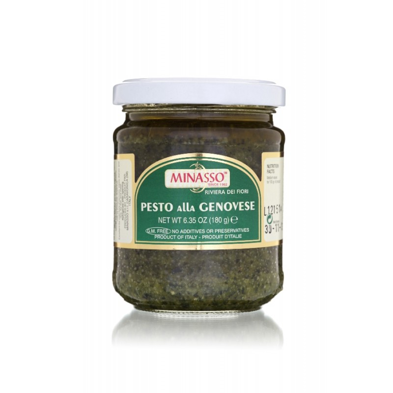 Buy Pesto Authentic Ligurian Pesto Sauce Online