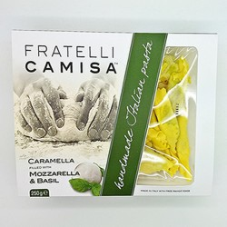 Fresh Pasta with Mozzarella and Basil 250g Buy One Get One Free