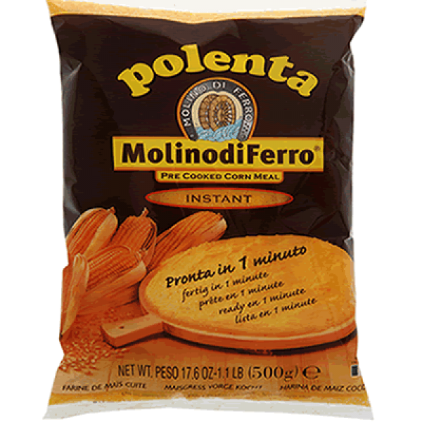 Gluten Free Polenta Corn Meal 500g
