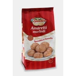 Amaretti Soft Italian Biscuits Offer Size 3 x 200g Bags