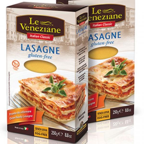 Gluten Free Lasagne Sheets 250g