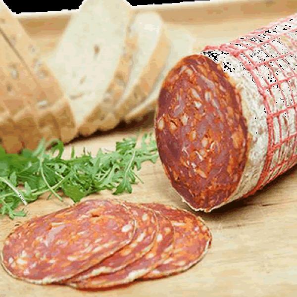 Ventricina Salami sliced 100g