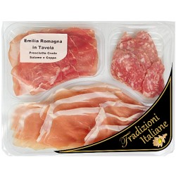 Three Meat Selection 100g