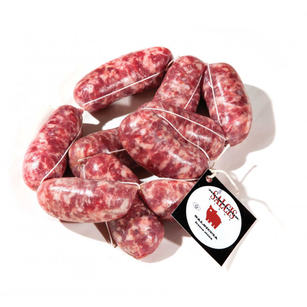 Fresh Italian Sausages Toscanelle 300g approx