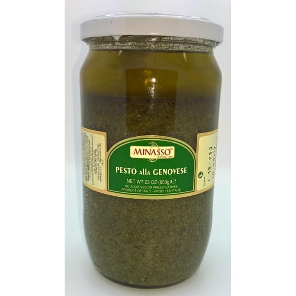 Pesto Basil Genovese Sauce 650g