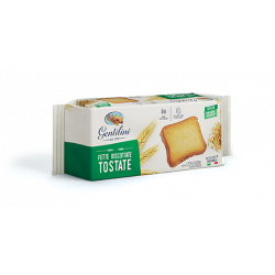 Fette Biscottate Tostate - Toasted Bread Rusks 175g