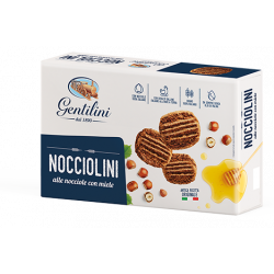 Biscotti Nocciolini 250g