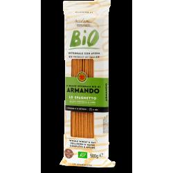 "Armando Whole Wheat Organic ""Lo Spaghetto"" 500g"
