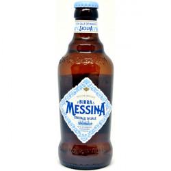 Birra Messina Con Sale Dei Mari Di Sicilia 500ml