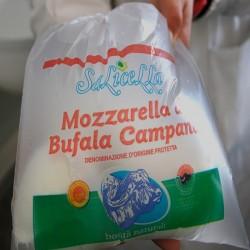 Buffalo Mozzarella 125g Buy One Get One Free