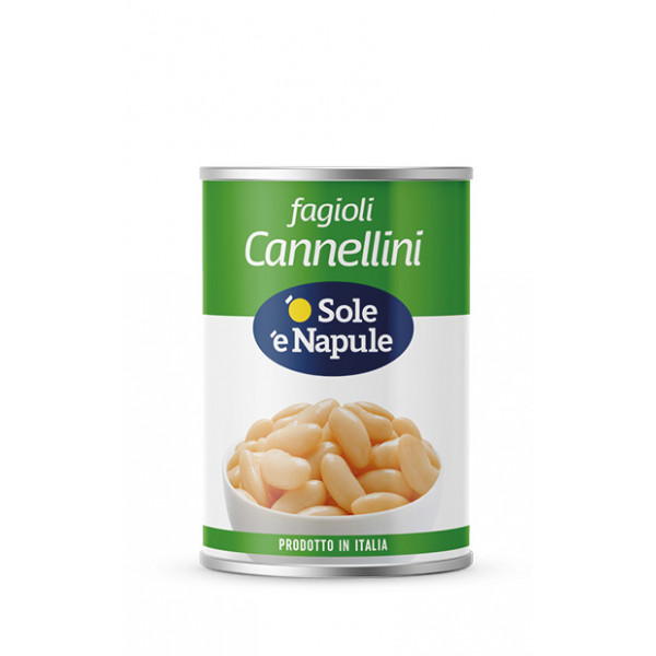 Cannellini Beans 400g tin