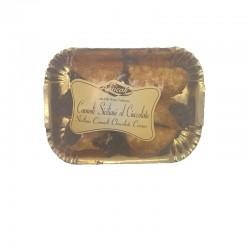 Sicilian Cannoli Pastries With Chocolate Cream 200g