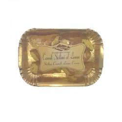 Sicilian Cannoli Pastries With Lemon Cream 200g