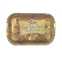 Sicilian Cannoli Pastries With Pistachio Cream 200g