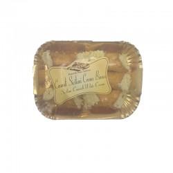 Sicilian Cannoli Pastries With White Cream 200g