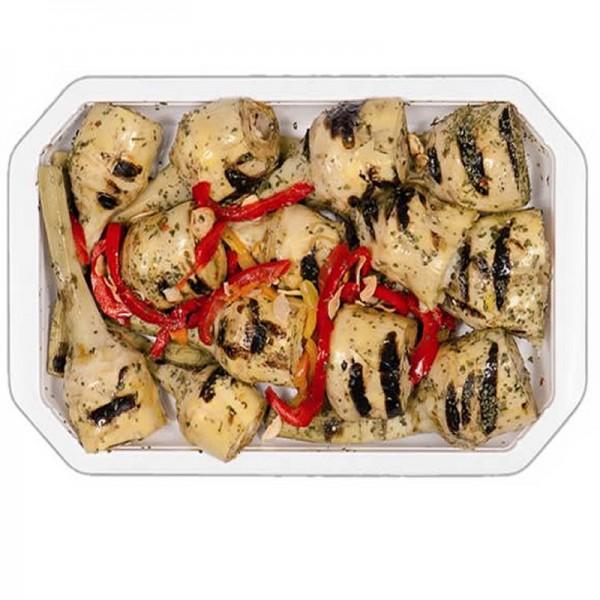 Artichokes in oil 1.0kg tray