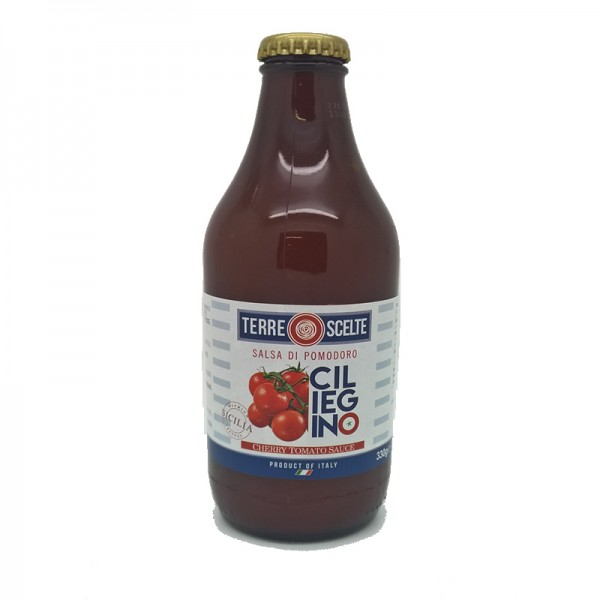 Cherry Tomato Pasta Sauce 330g