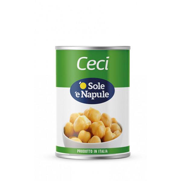 Chickpeas 400g tin