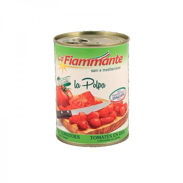 Chopped Italian Tomatoes 240g tin