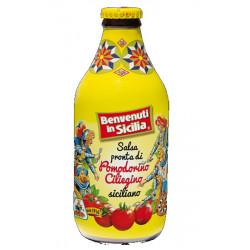 Contorno Sicilian Cherry Tomato Sauce 330g