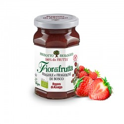 Fragole e Fragoline ( Wild Strawberry Jam ) 250g