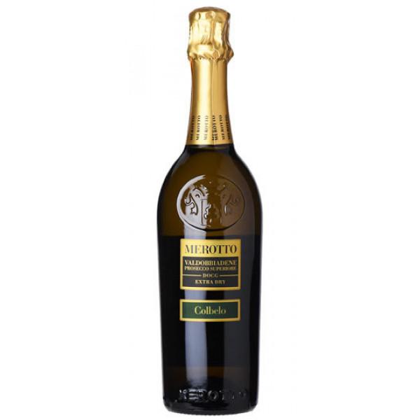 Merotto Prosecco Superiore Extra Dry DOCG 75cl