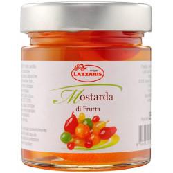 Lazzaris Mostarda Di Frutta 380g