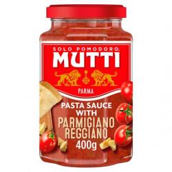 Mutti Simply Sauce Parmigiano Reggiano Sauce 400g