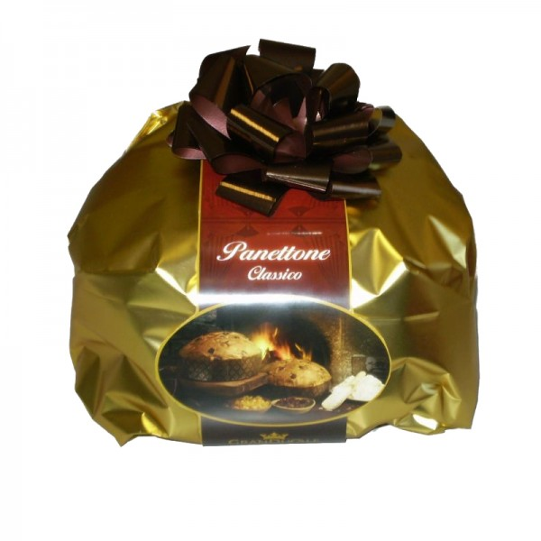 Panettone Hand Wrapped 1.0kg