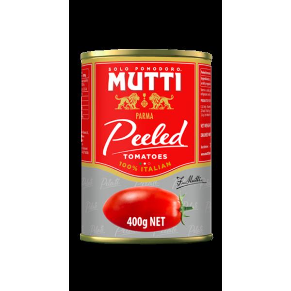 Mutti Peeled Tomatoes 12x400g
