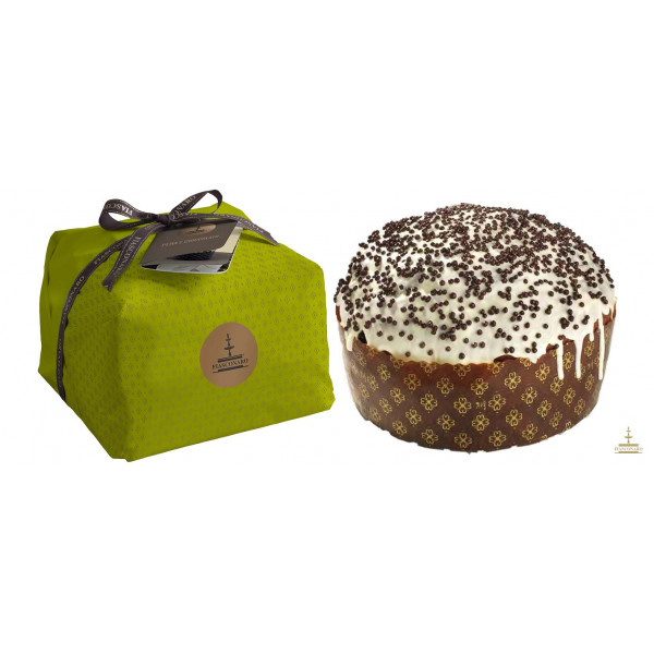 Fiasconaro Pear And Chocolate Panettone 1.0kgs