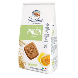 Biscotti Piaceri with spelt flour 330g