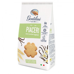 Biscotti Piaceri with no sugar added 330g