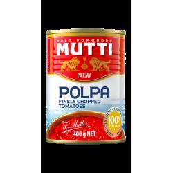 Mutti Polpo Di Pomodoro 12x400g tins