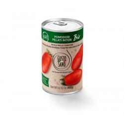 Pomodori Pelati Interi (Peele Plum Tomatoes) Organic 400g