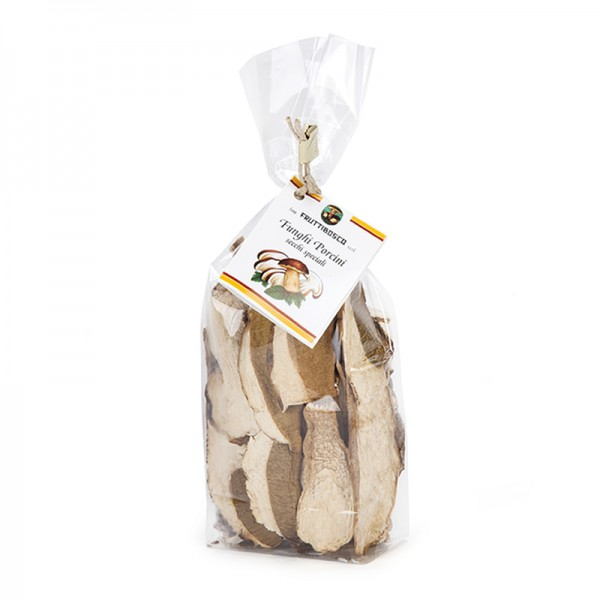 Finest Hand Sliced Porcini,Only Produced In The Appenine Mountains Of Italy