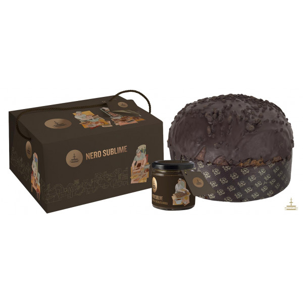 Fiasconaro Nero Sublime Gift Box 1.0kg Buy One Get One Free