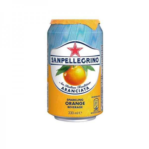 San Pellegrino Orange 33cl